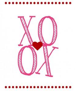 xoxo herz liebe küsschen kuss