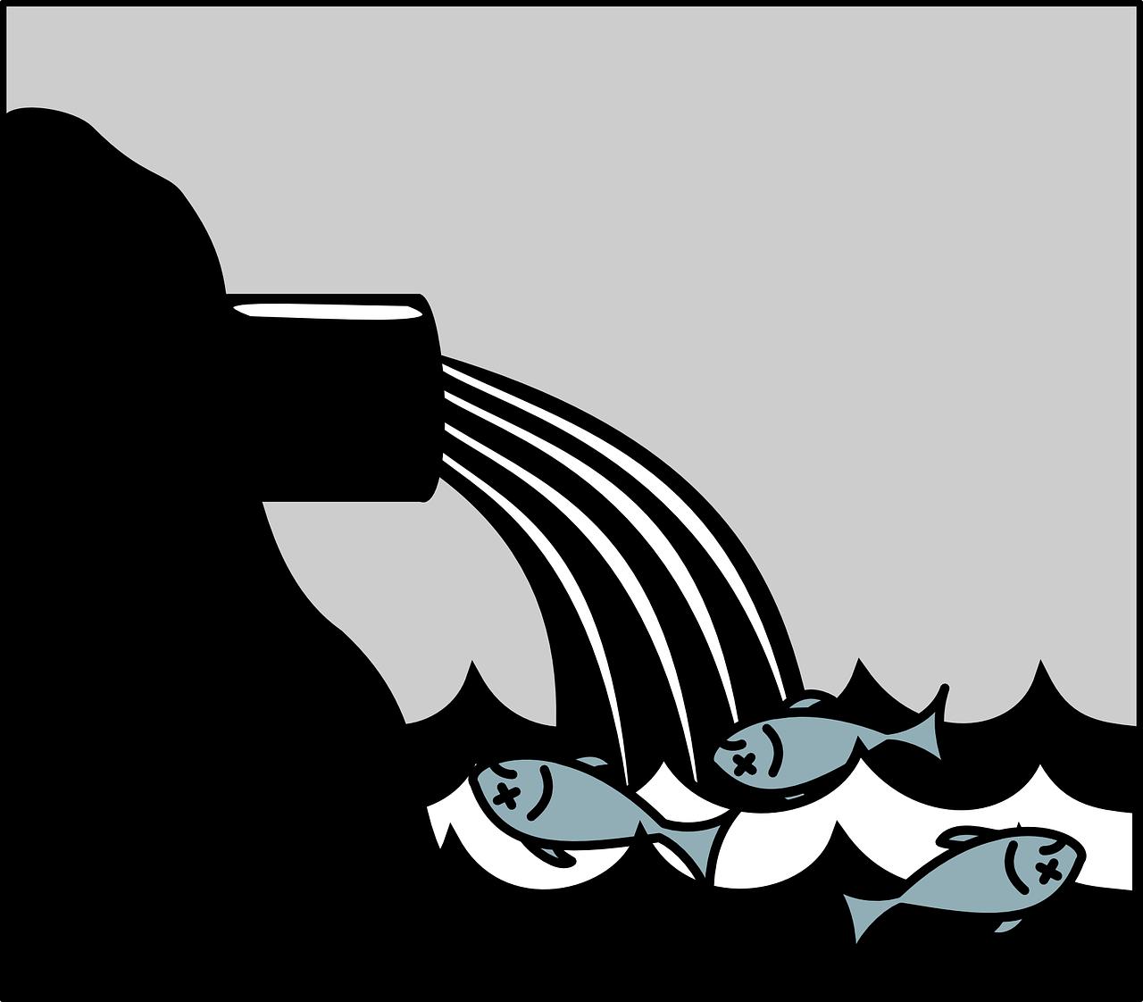 toxisches abwasser