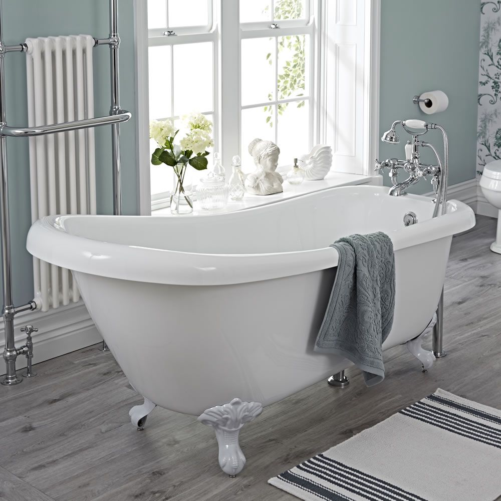 Wie installiert man eine Badewanne