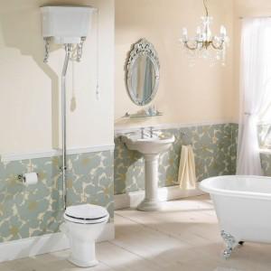 Großartig Badezimmer Romantischer Stil
