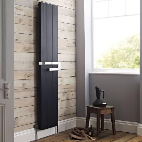 warum vertikale design heizk rper auch f r sie ideal sind. Black Bedroom Furniture Sets. Home Design Ideas