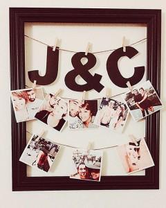 Foto collage Geschenk für sie und ihn