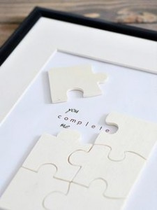 you complete me bild puzzle